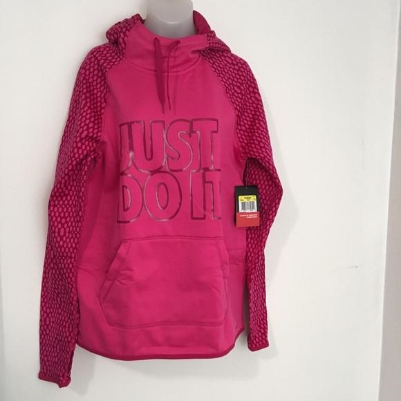 Nike Tops - Nike | New hooded sweatshirt pullover small B154